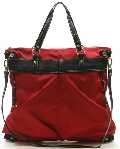 Hayden-Harnett's Ibiza Laptop Bag: Exciting As Its Namesake!
