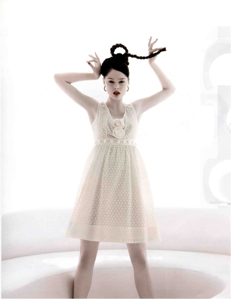 FA: Coco Rocha For NM