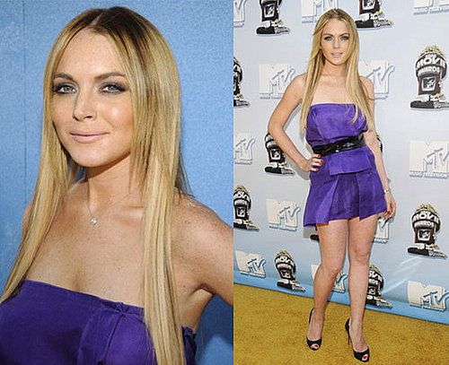 2008 MTV Movie Awards: Lindsay Lohan