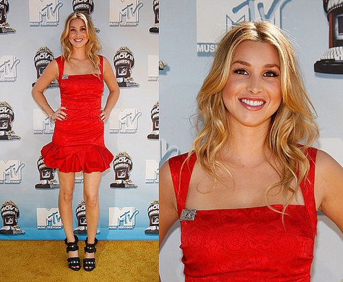 2008 MTV Movie Awards: Whitney Port