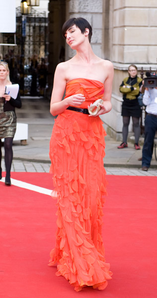 Erin O'Connor at the Royal Academy Of Arts: Summer Exhibition Preview Party