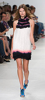 The Look For Less: Matthew Williamson Tie-Dye Dress