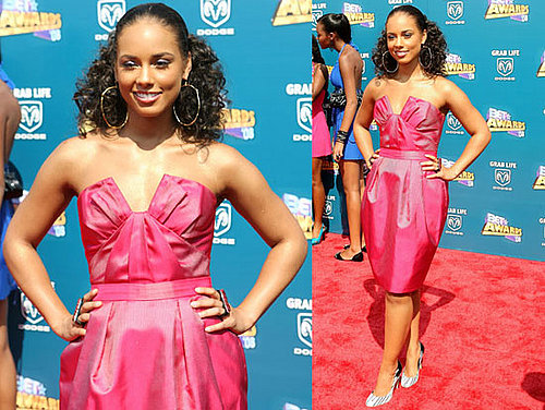 2008 BET Awards: Alicia Keys