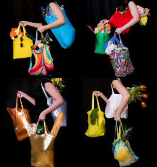 Simply Fab: Reusable Shopping Bags That Bounce