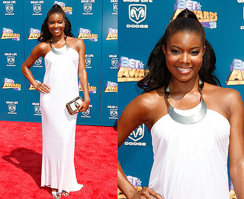 2008 BET Awards: Gabrielle Union