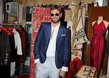 Behind The Seams: Pilati Parties at YSL Dover Street Market Launch