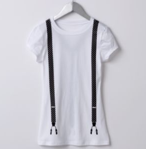 Abbey Dawn Suspenders Tee: Love It or Hate It?