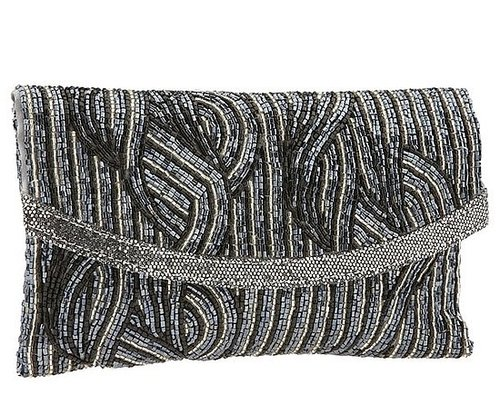 Jessica McClintock Beaded Soft Clutch: Love It or Hate It?