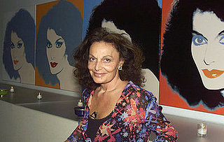 On Our Radar: Diane von Furstenberg and Andy Warhol Reunite