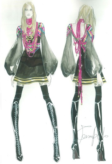 Madonna's Costumes for Sticky and Sweet Tour