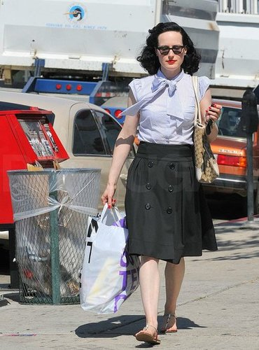 Freaky or Fabulous? Dita von Teese Look-a-Like