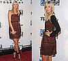 Maria Sharapova Unveils the Canon PowerShot Diamond Collection in Lanvin dress