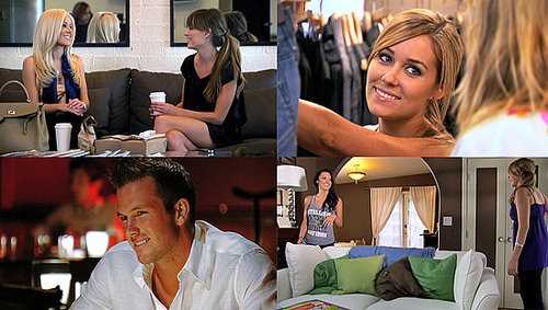 "The Hills Fashion Quiz: Episode One, ""We'll Never Be Friends"""