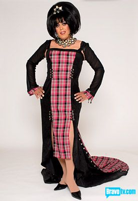 Project Runway Goes Drag