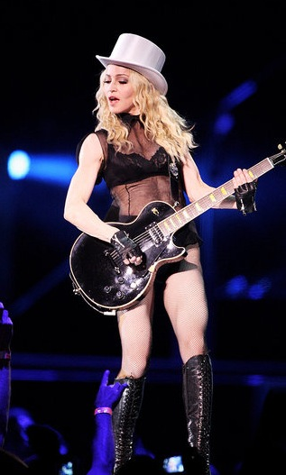 Madonna's Costumes for her Sticky and Sweet Tour