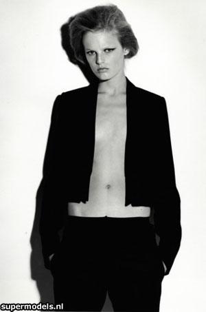 Fab Face: Hanne Gaby Odiele