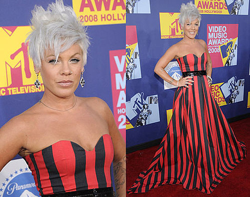 MTV Video Music Awards: Pink