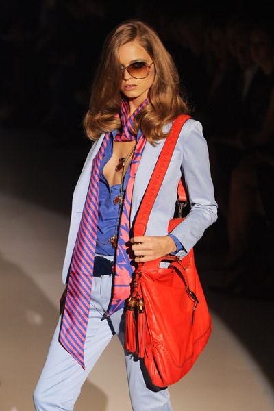 Milan Fashion Week, Spring 2009: Gucci