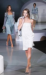 Milan Fashion Week, Spring 2009: Giorgio Armani