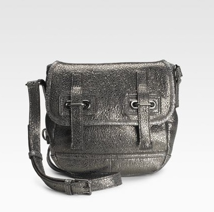 Yves Saint Laurent Small Besace Messenger Bag