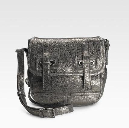 Yves Saint Laurent Small Besace Messenger Bag