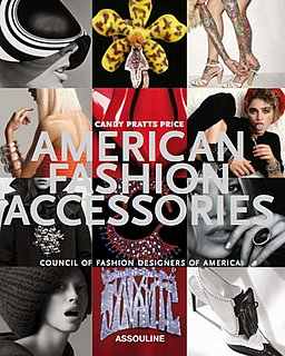 Fab Read: American Fashion Accessories