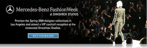 On Our Radar: AmEx Offers VIP Access at LA Fashion Week