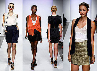 LA Fashion Week, Spring 2009: Crispin & Basilio