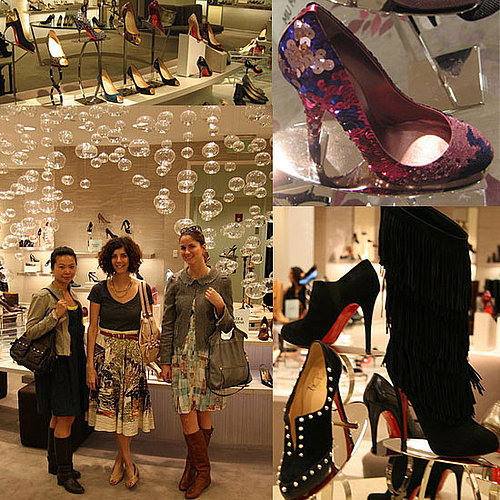 Fab Field Trip: Saks' San Francisco's Spankin' New Shoe Department