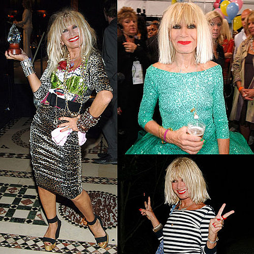 A Fabby Halloween: Betsey Johnson
