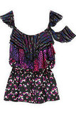 Anna Sui Mixed Print Cami Top