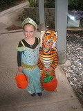 Pretty Princess and Ferocious Tiger