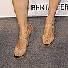 Guess the Lady by Her Lavish Shoe!