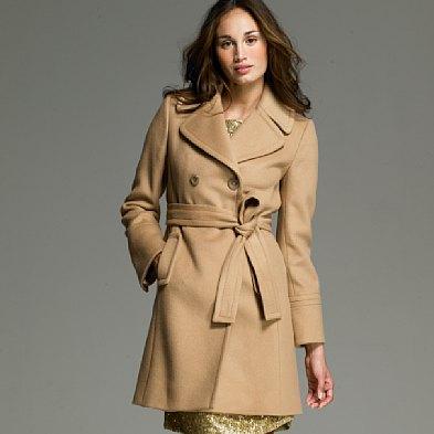 J.Crew Wool-cashmere Dana coat