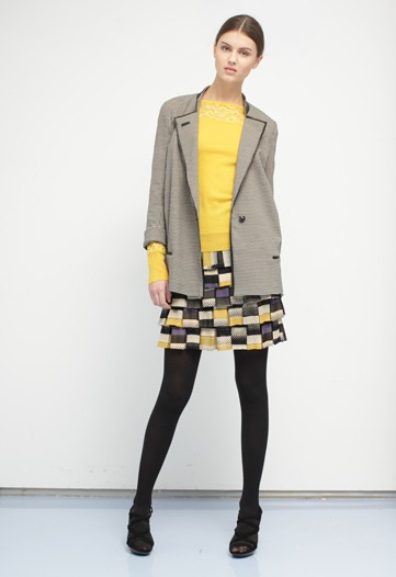 Diane von Furstenberg's Roaring Pre-Fall Collection