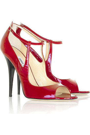 Jimmy Choo Eliza Patent Sandals