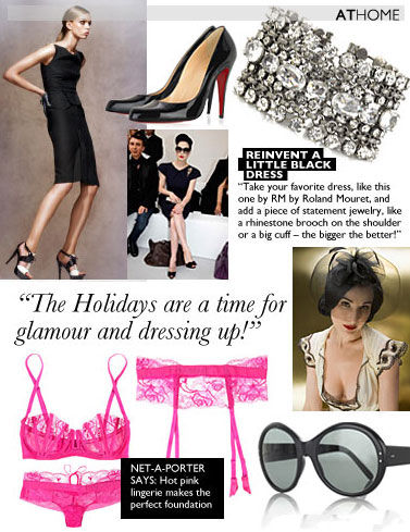 Net-A-Porter's Fashionable Holiday Gift Guide