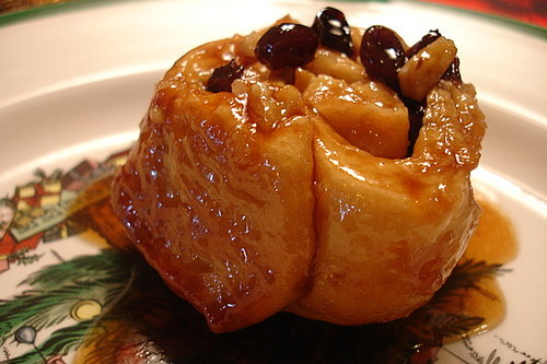 Honey Sticky Buns With Sweet Cool-Rise Dough