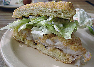 'Wich of the Week: Fried Grouper Sandwich