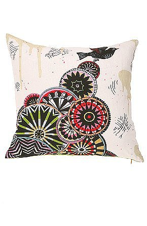 UrbanOutfitters.com &gt; 18x18 Gina Triplett Scape Pillow