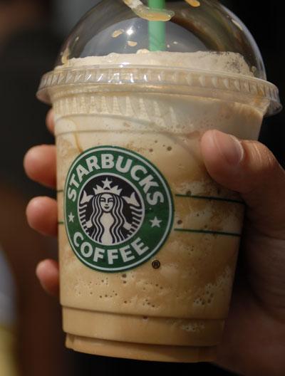 Starbucks Frappuccino Light Frozen Beverage