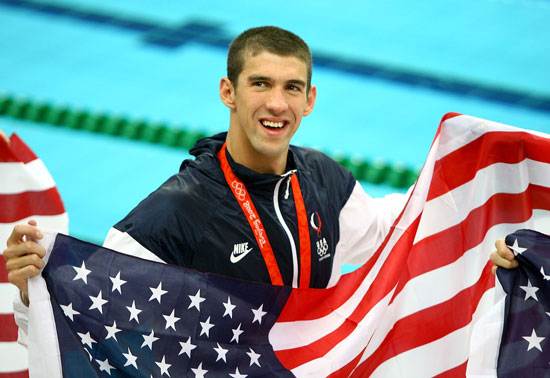 Michael Phelps: Golden Boy