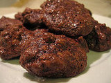 Healthy Recipe:  Flourless Chocolate-Walnut Cookies
