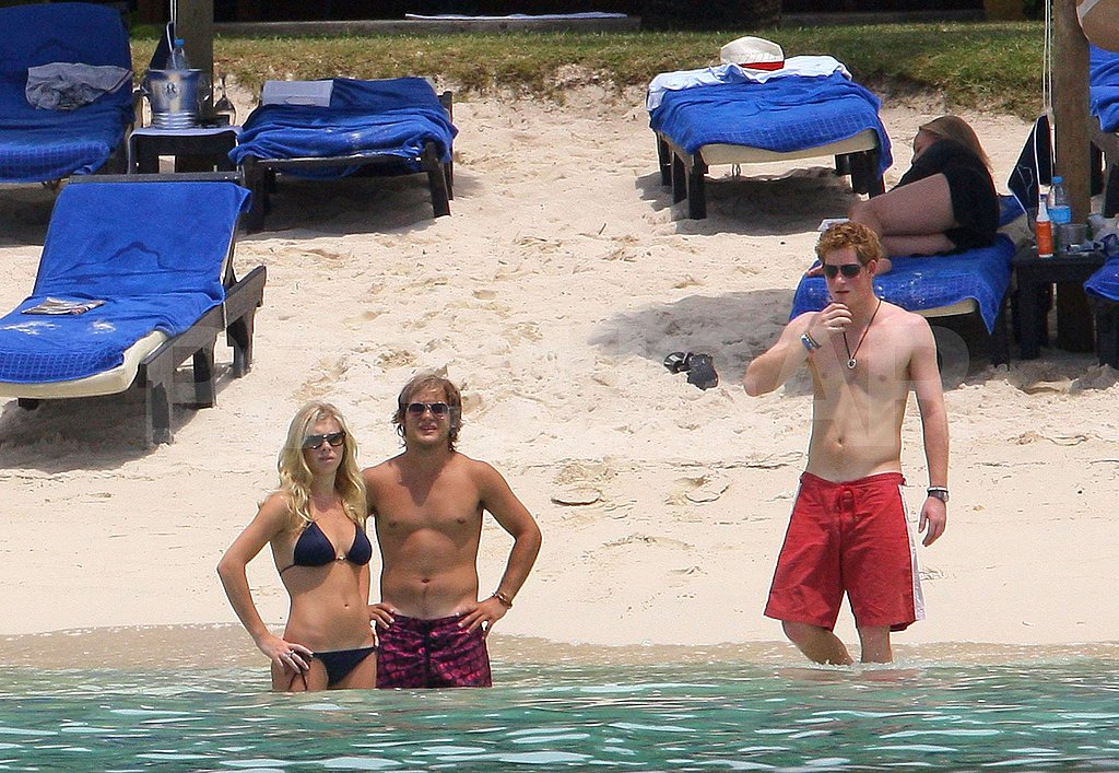 Prince Harry on Vacation