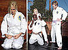 Photos of Heidi Montag and Spencer Pratt Practicing Martial Arts