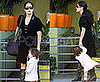 Photos of Salma Hayek and Valentina in LA 2009-01-09 12:30:42