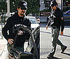 Photos of Christian Bale in Santa Monica
