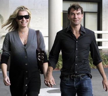 Rebecca Romijn and Jerry O'Connell Give Birth to Twin Girls