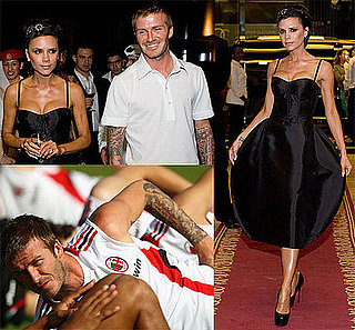 Photos of David Beckham, Victoria Beckham in Dubai