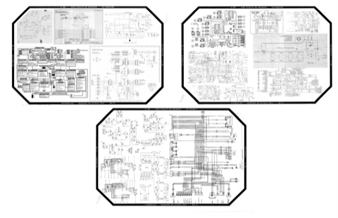 Galactica Engineering Spec Sheets